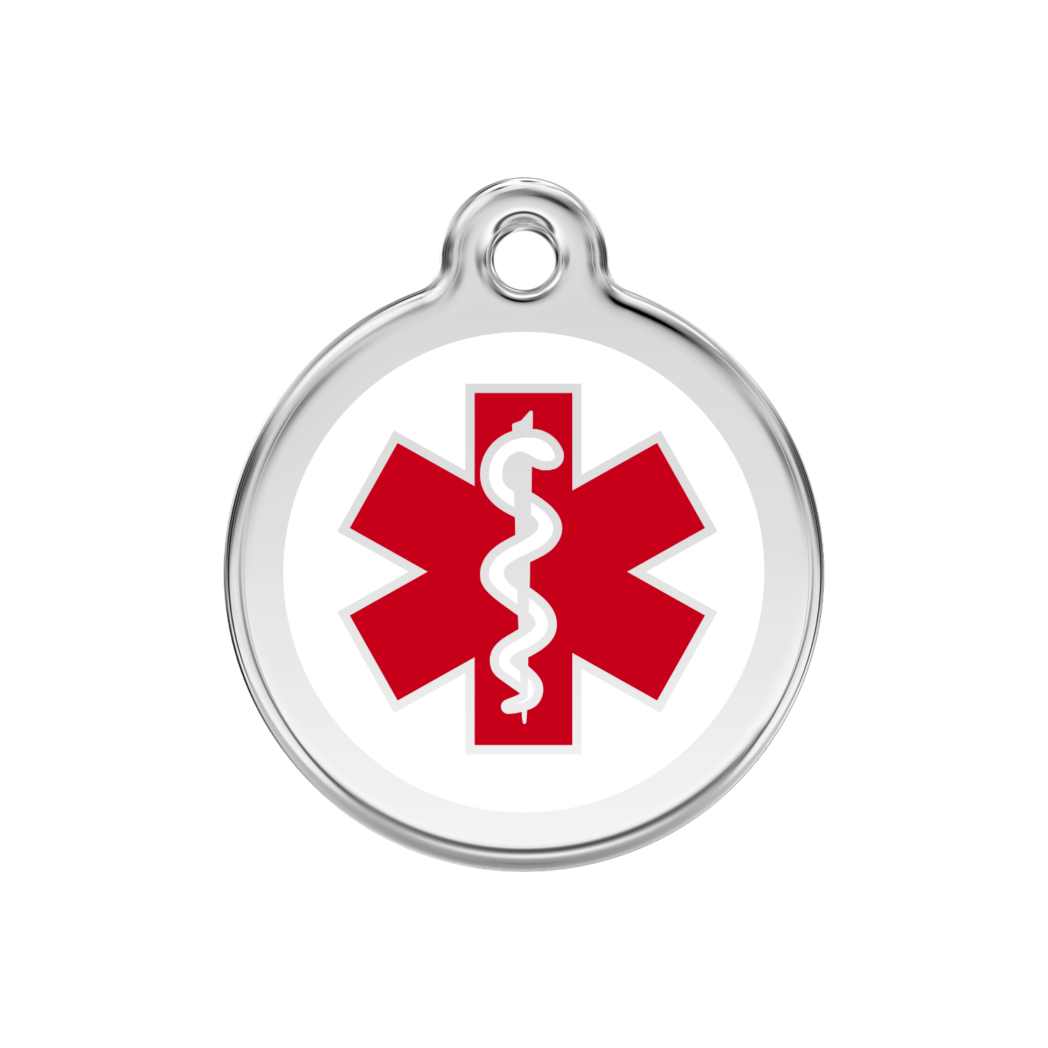 Medical Medium & Stainless Steel Tag>